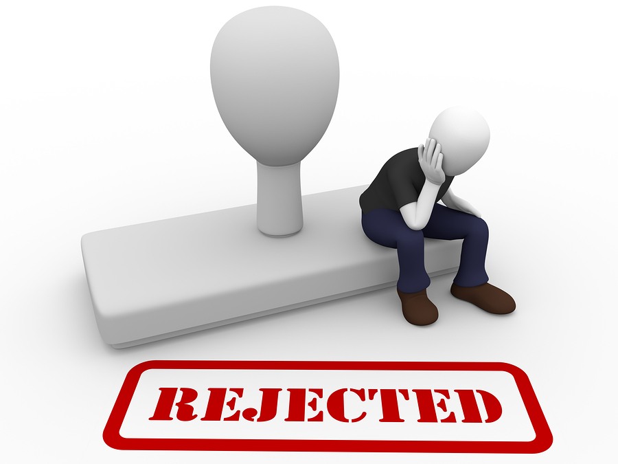 Short Sale Rejected